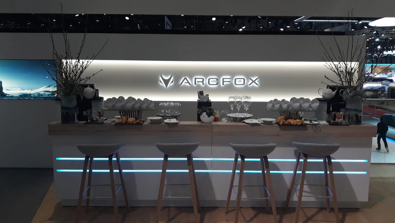 L&B voor Arcfox