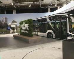 L&B voor MAN op Busworld 2019 Brussel