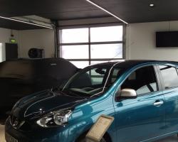 Nissan showroom in Hoofddorp