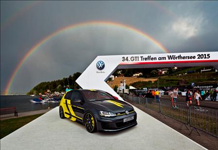 Volkswagen Wörthersee GTI Treffen 2015