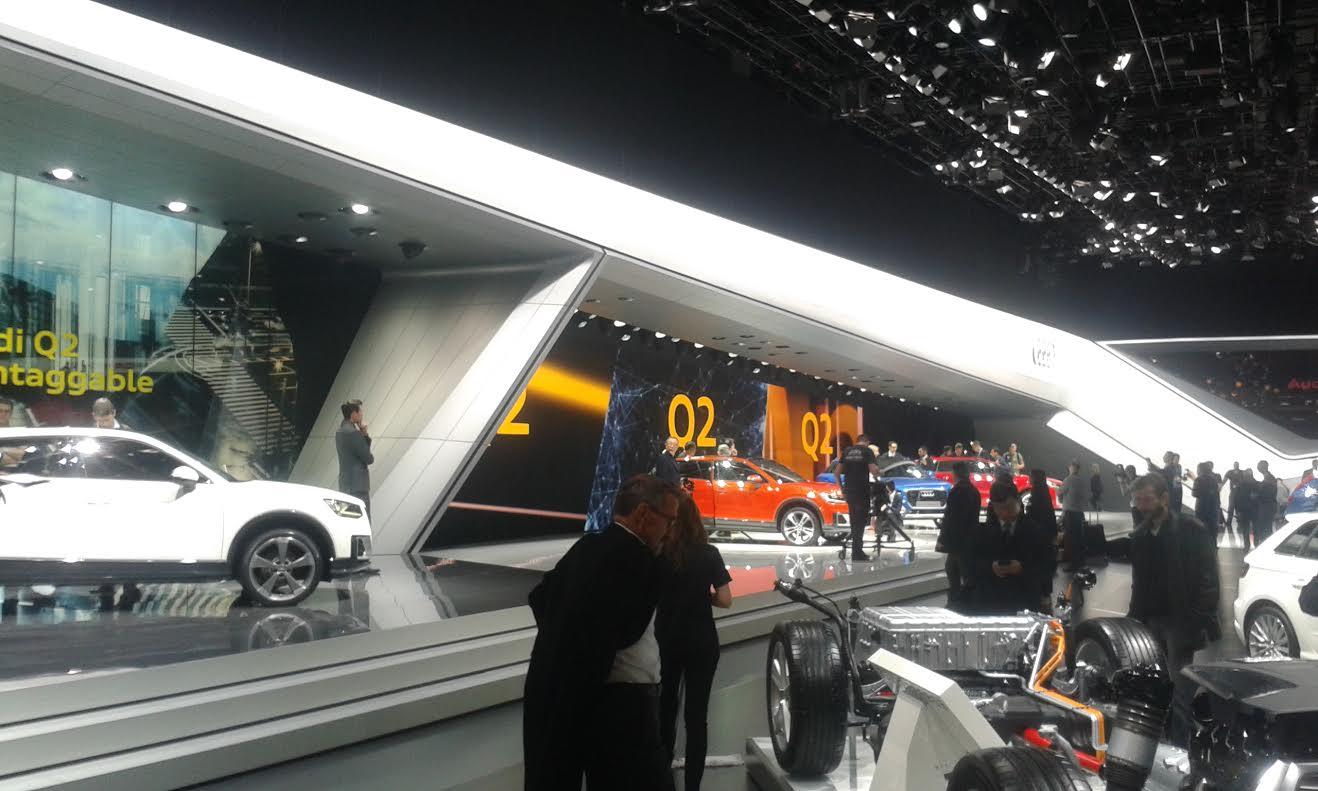 Audi – Salon van Genève 2016