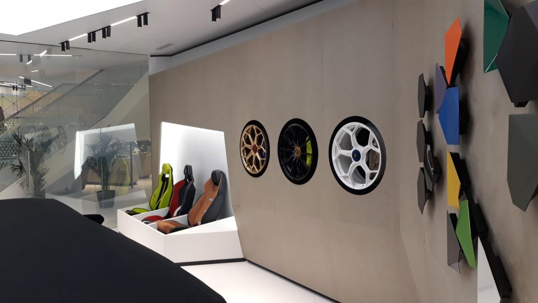 Lamborghini 2019 in Geneve